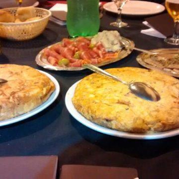 Y más tortilla